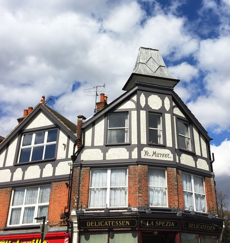 South End Village, Croydon