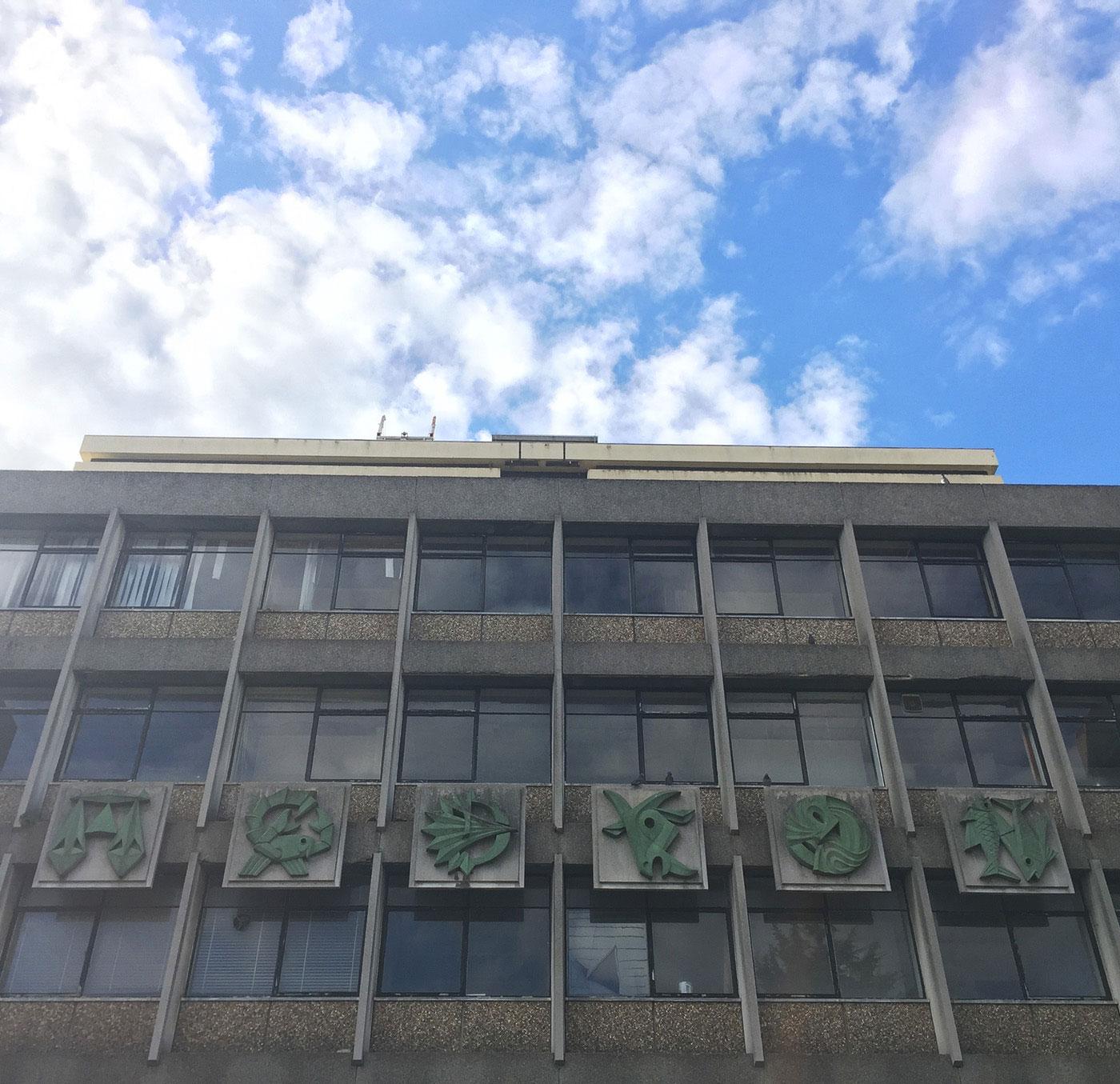 Zodiac Court, Croydon