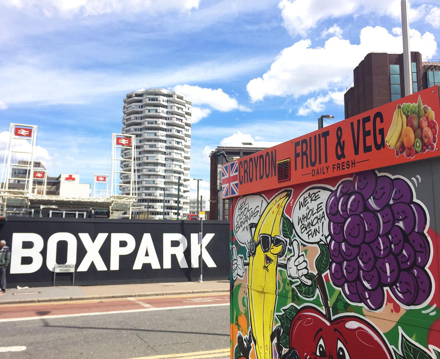 Croydon Boxpark