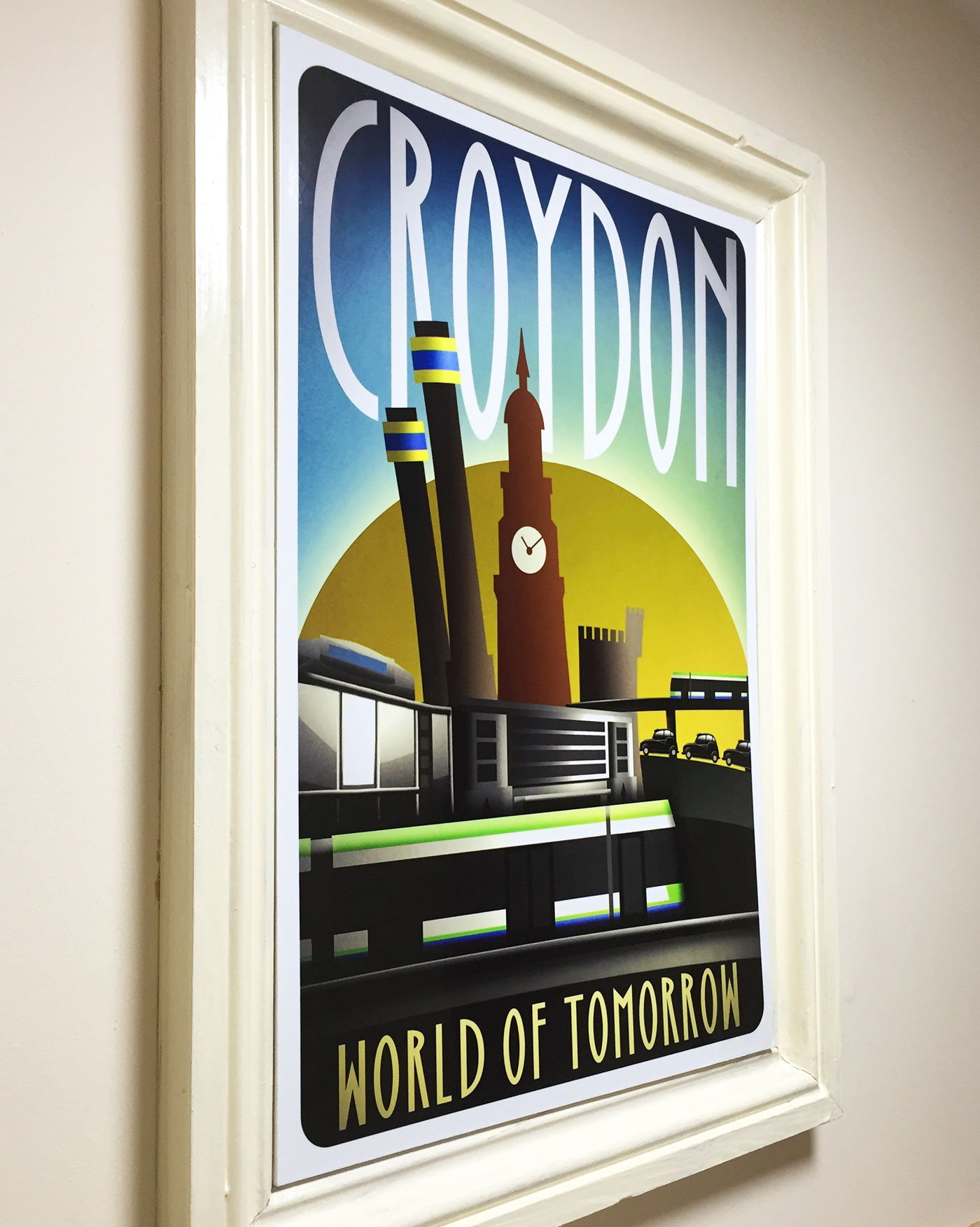 Gavin Kinch - Croydon Art