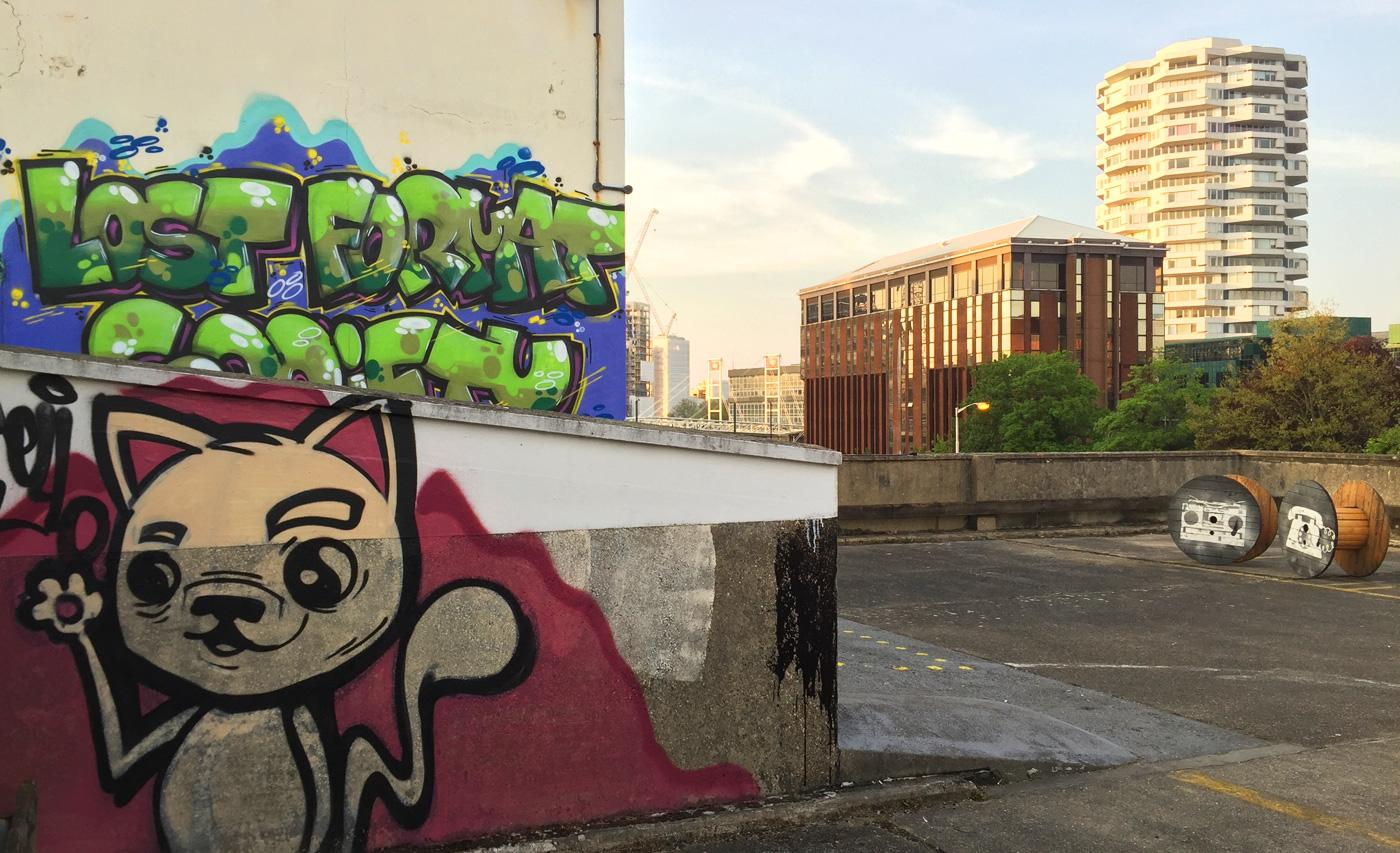 Lost Format Society Croydon