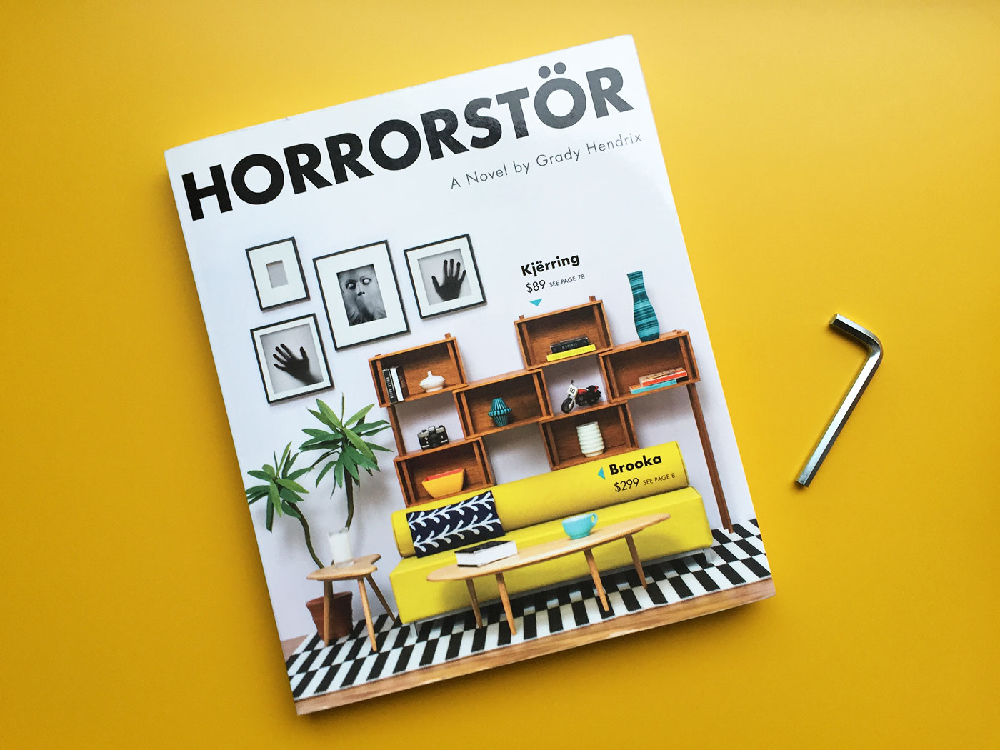 Horrorstör – novel