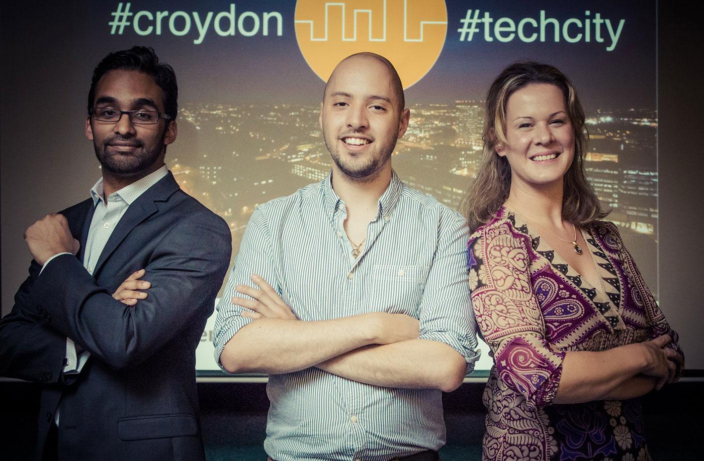 Croydon Tech City founders