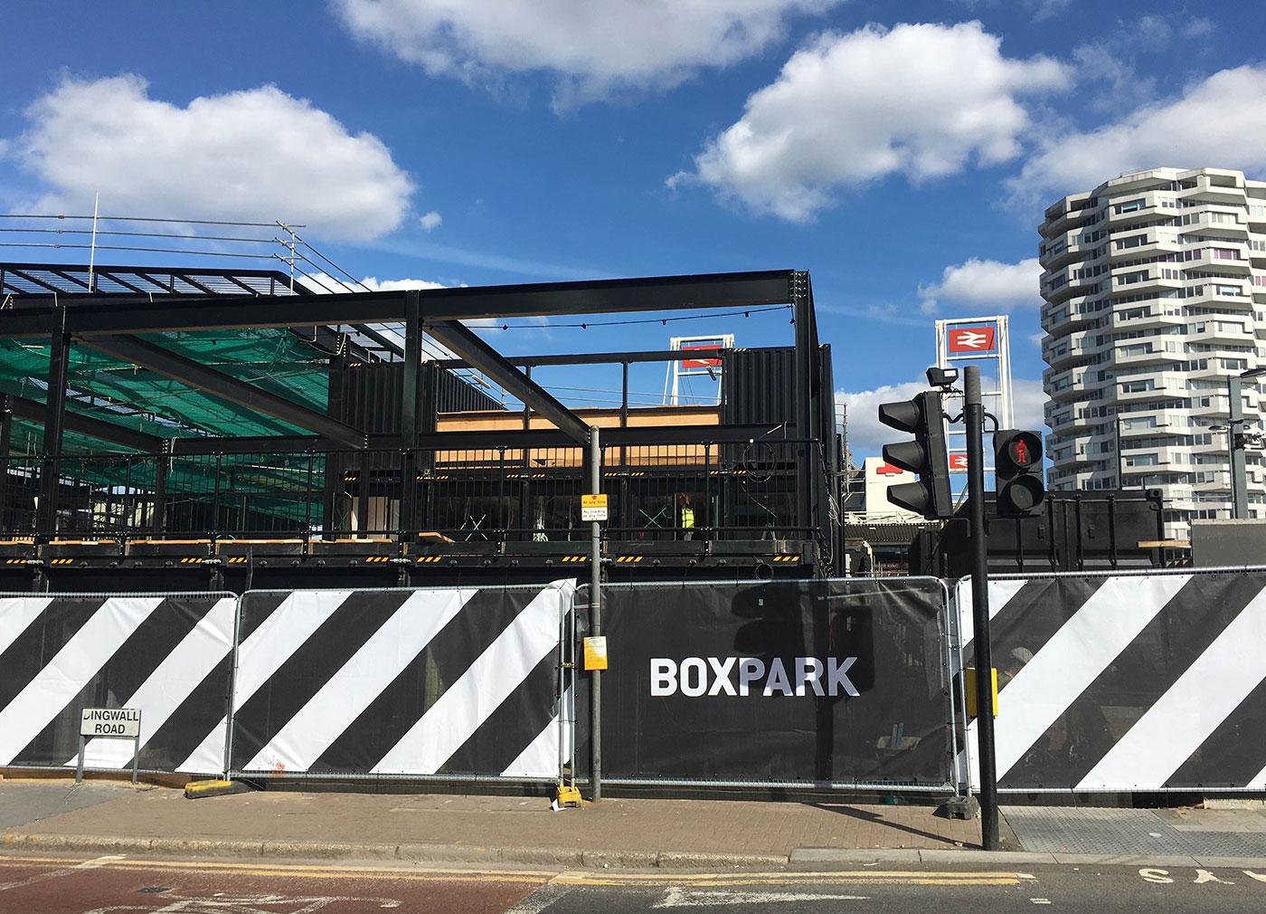 Box Park Croydon
