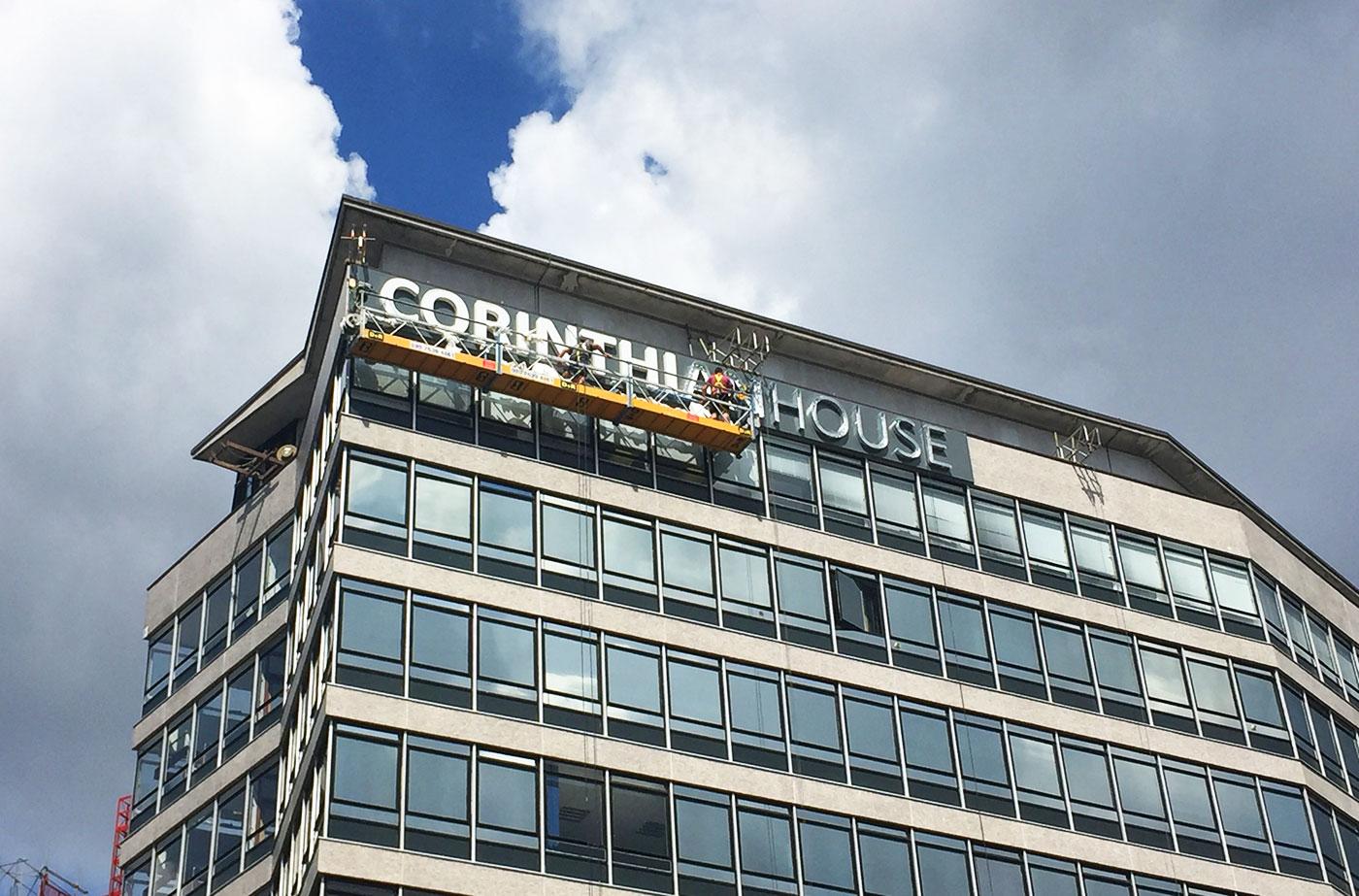 Corinthian House, Croydon