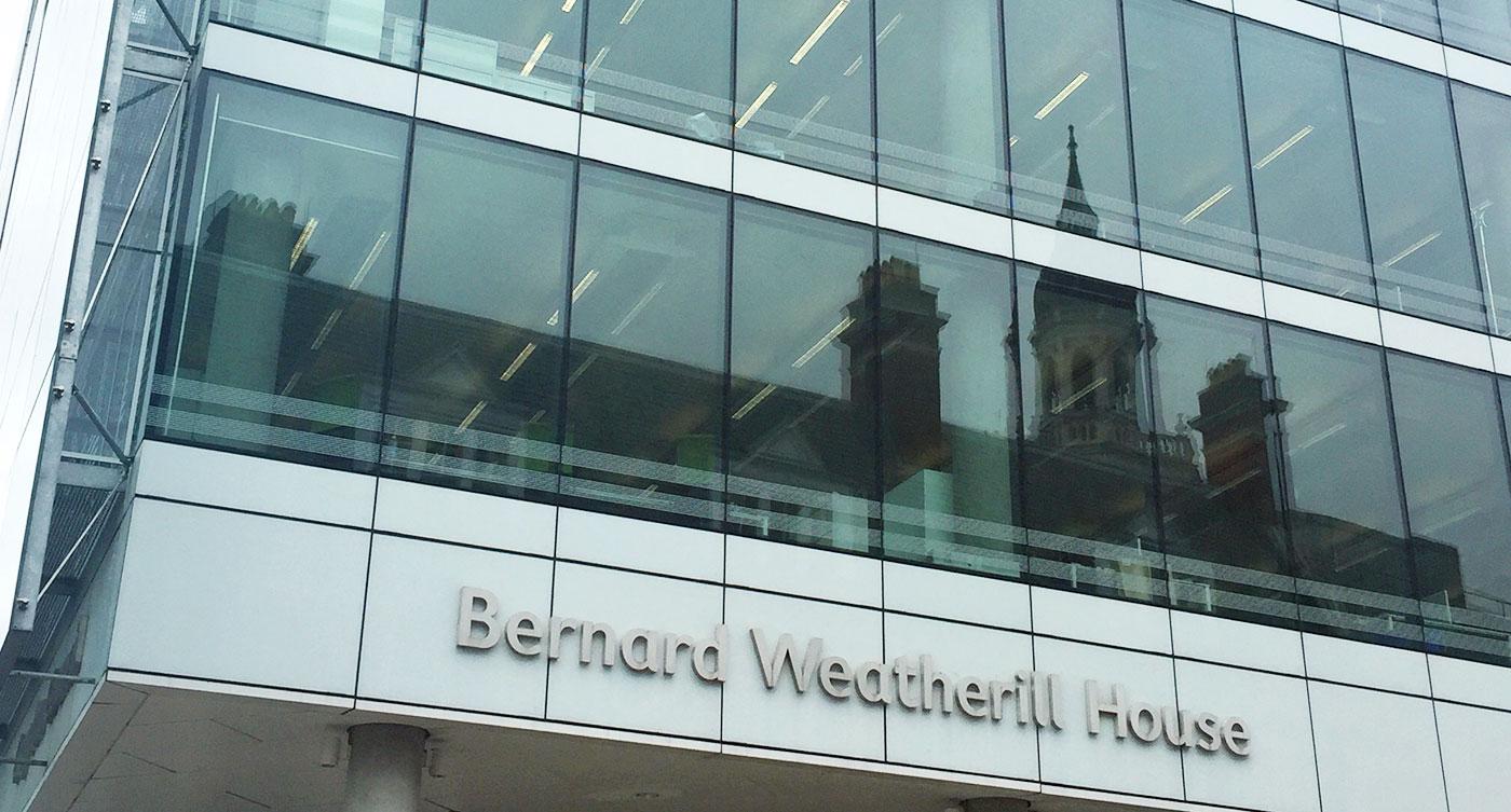 Bernard Weatherill House