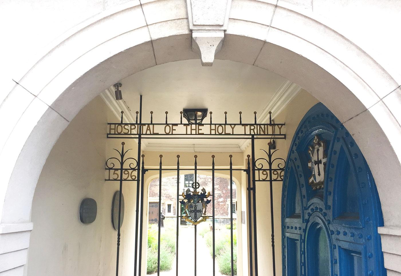 Whitgift Almshouses