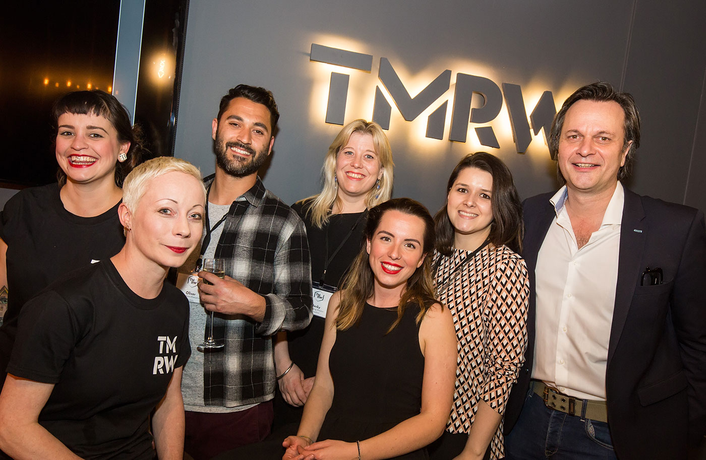 TMRW: the team