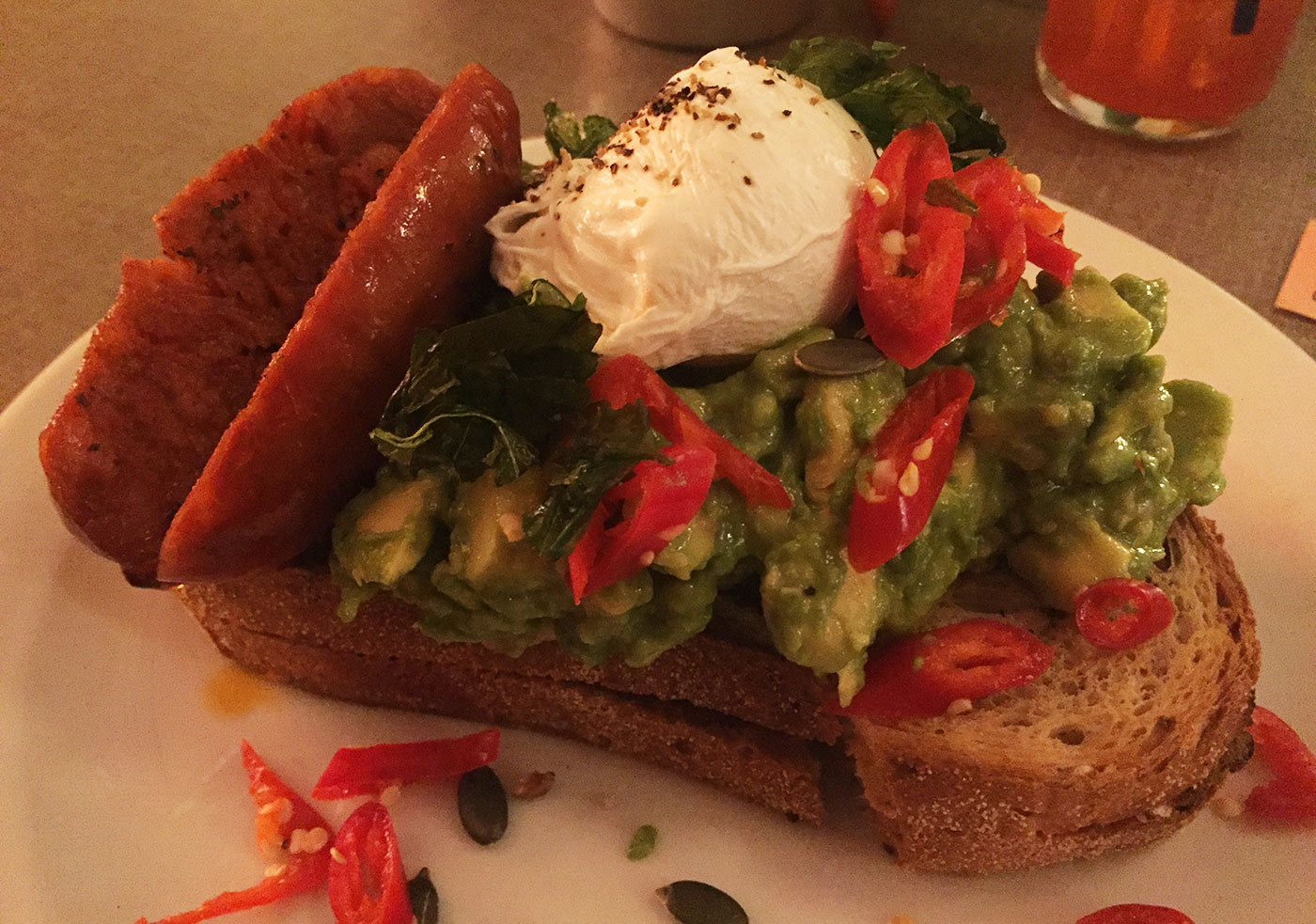 Breakfast Club, Boxpark Croydon
