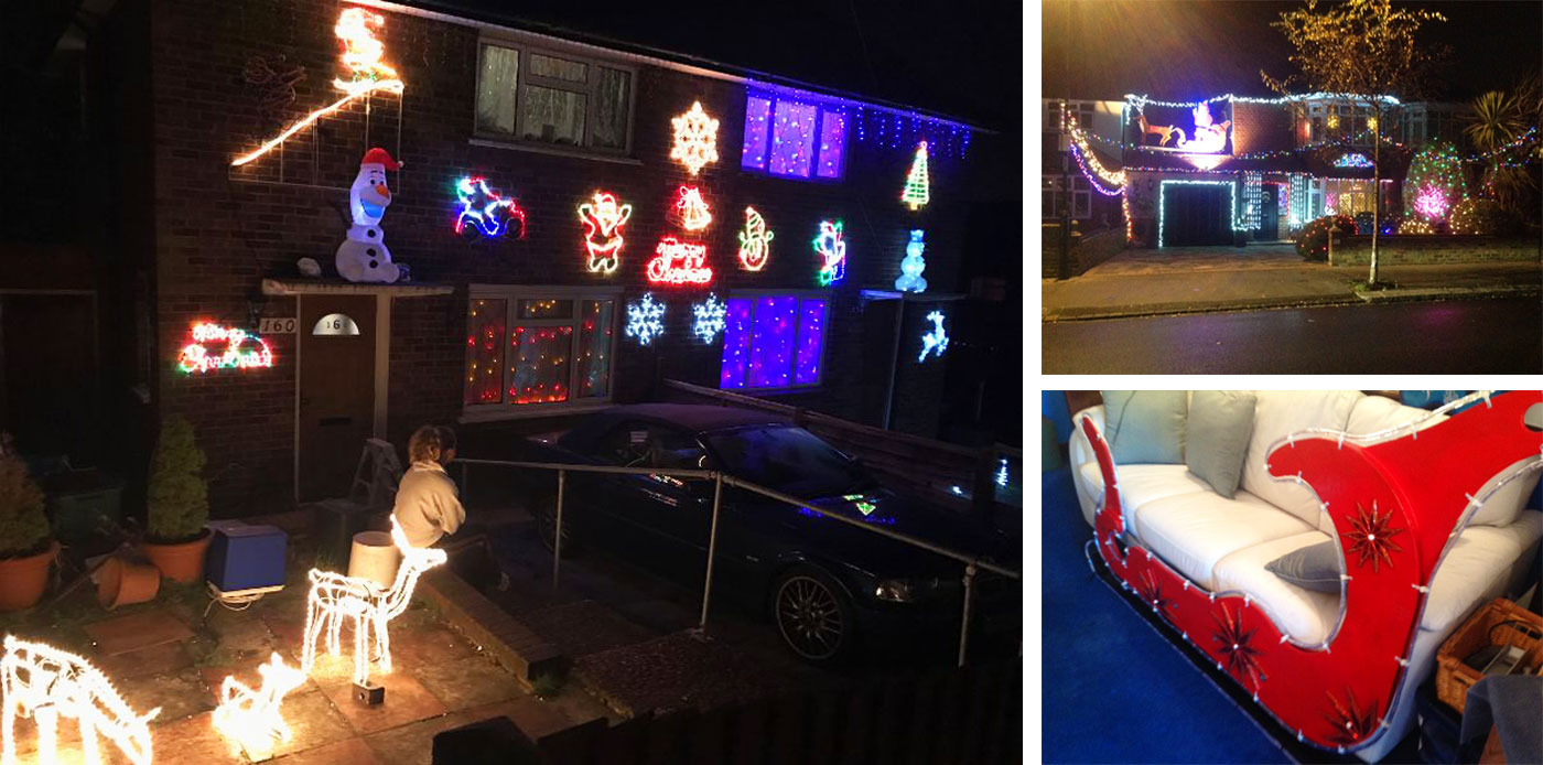Croydonist Christmas lights competition