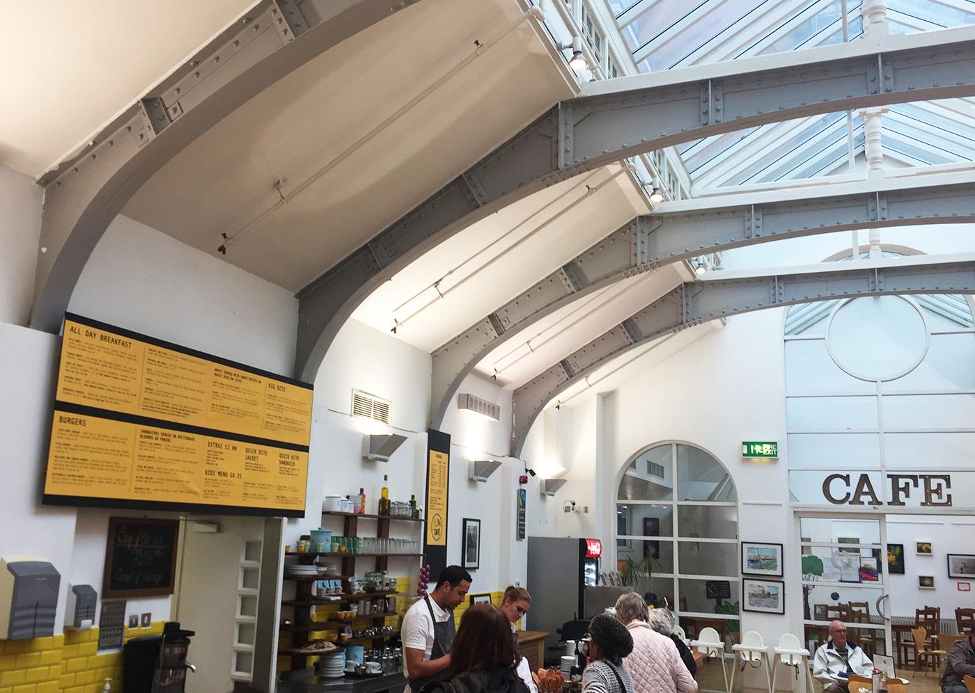 Clocktower Café