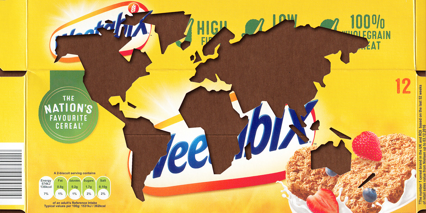 A world away from Weetabix