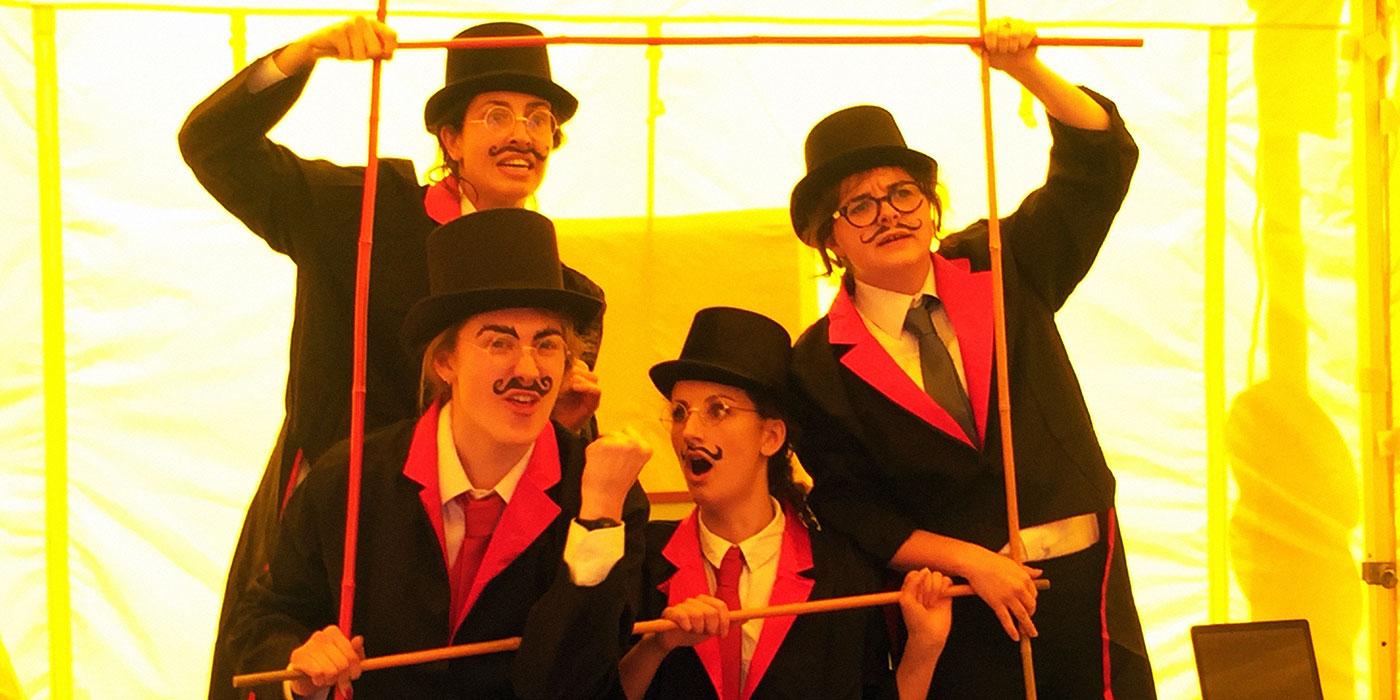 Human Zoo Theatre Company