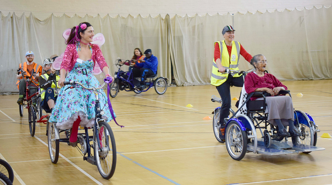 Croydon Bicycle Theatre