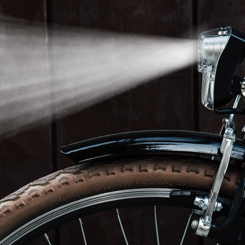 The bright lights of bicycle theatre