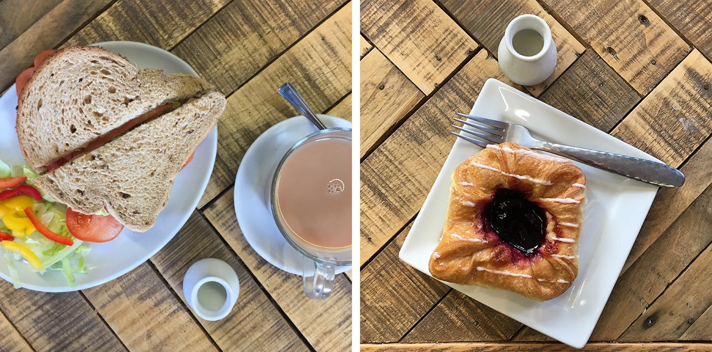 Parklife café