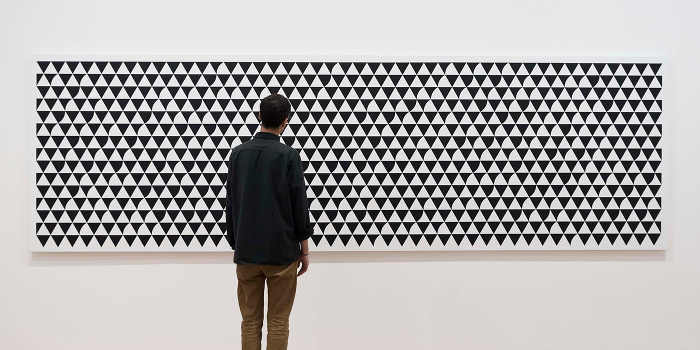 Bridget Riley, David Zwirner London