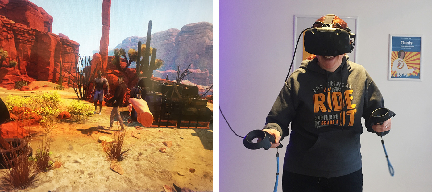 Limitless VR