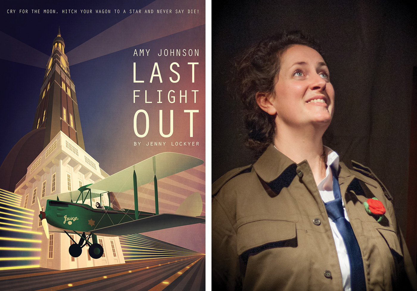 Amy Johnson: Last Flight Out
