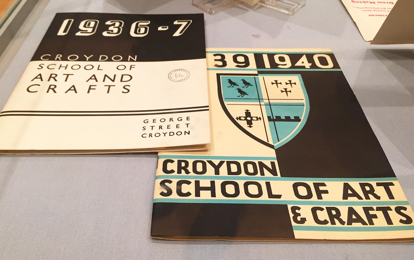 Croydon School of Art 150 years