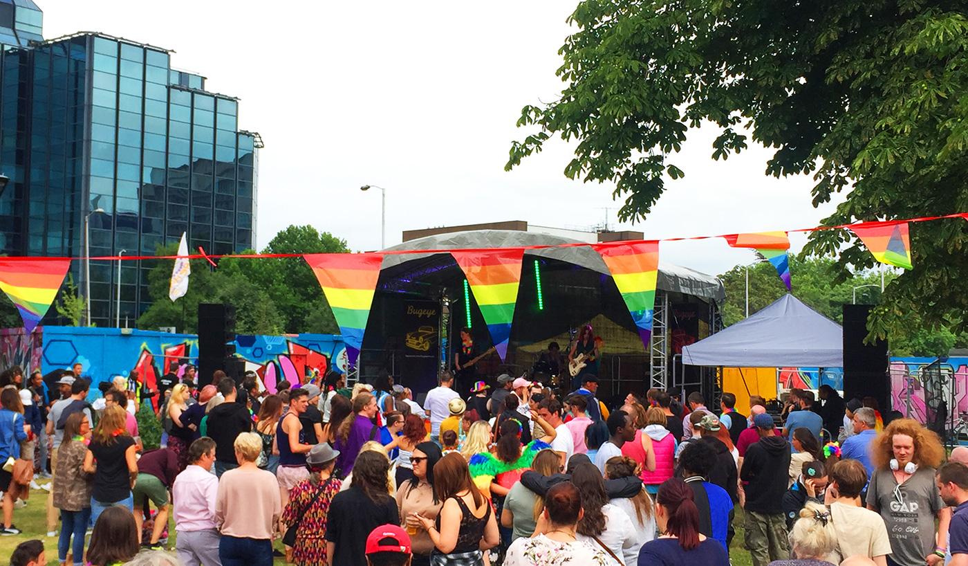 Croydon Pridefest 2017