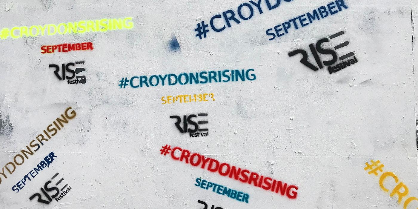 RISEfestival Croydonist