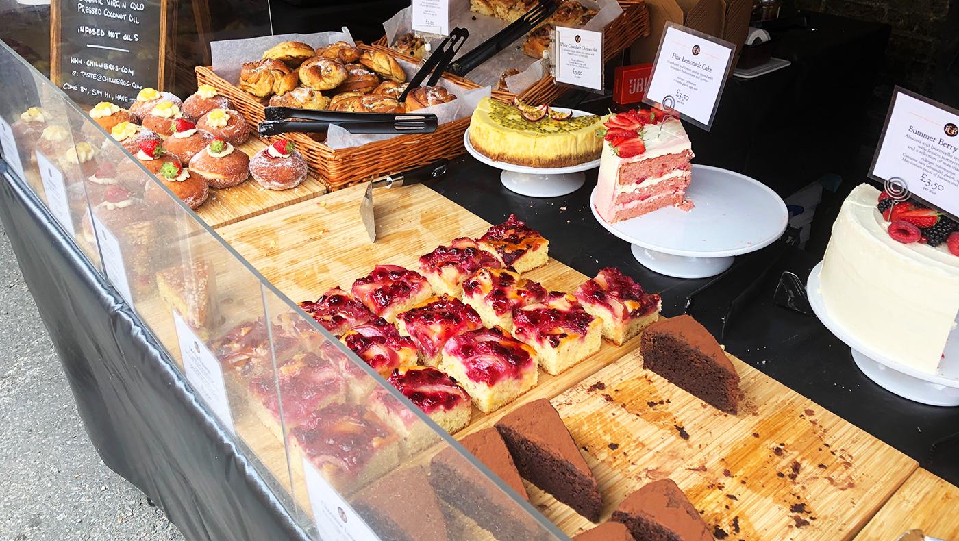 Crystal Palace Food Market