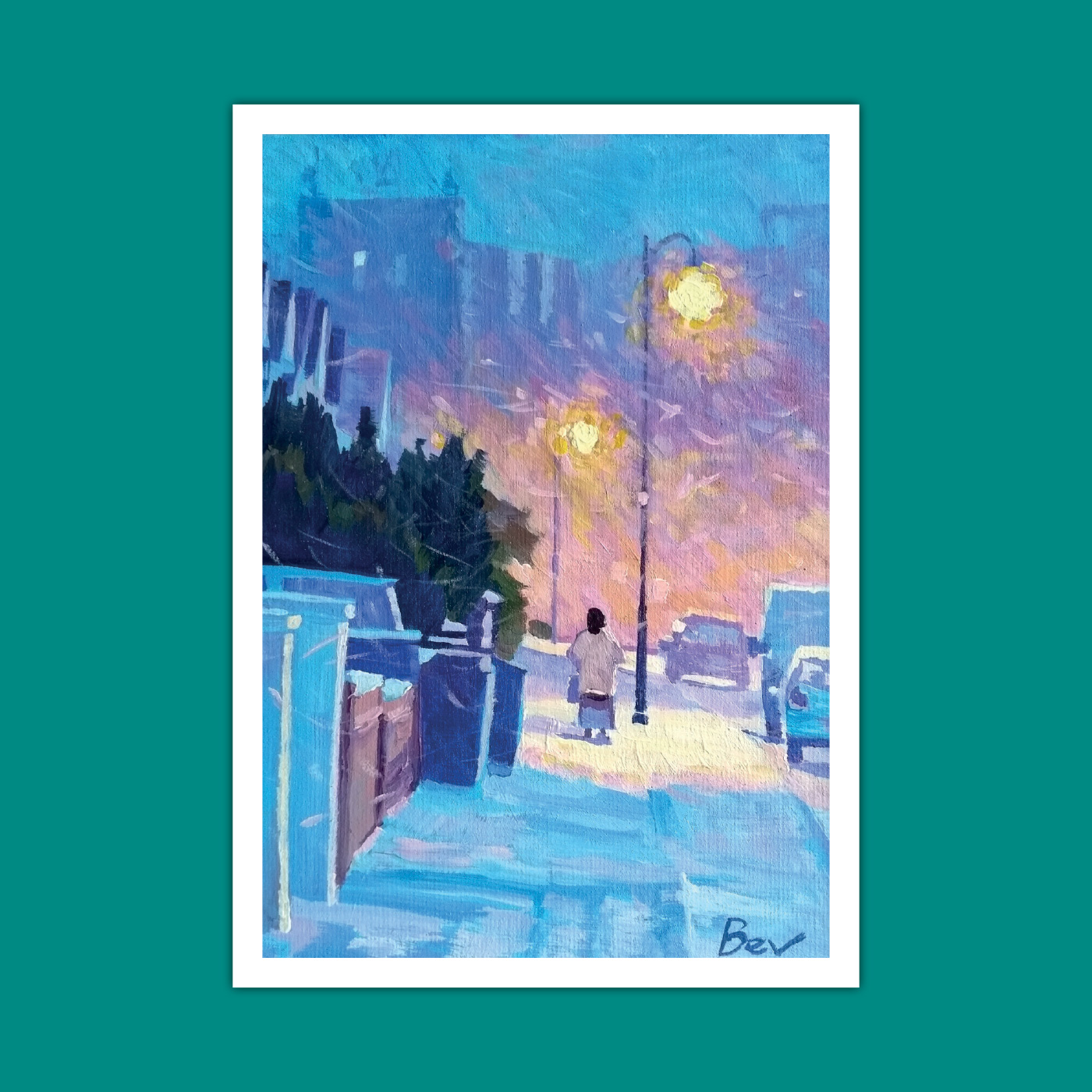 Croydonist charity Christmas cards