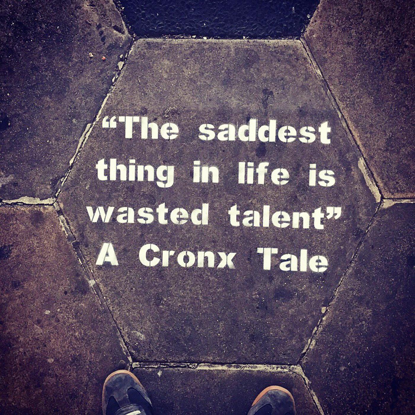 a crony tale