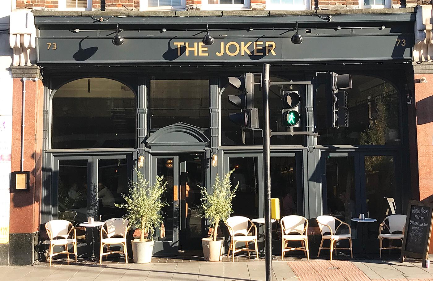 Joker Croydon