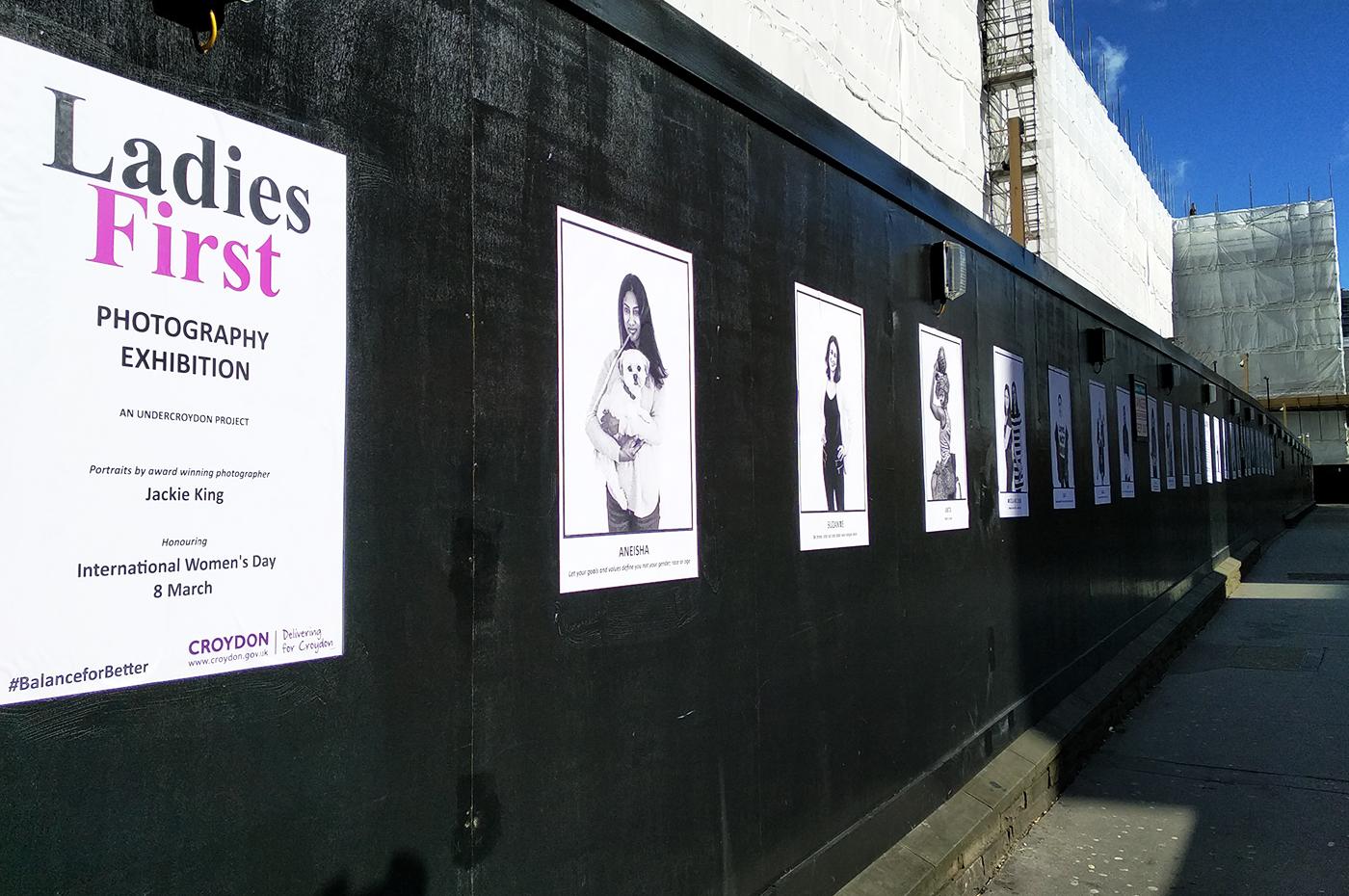 Ladies First Exhibition