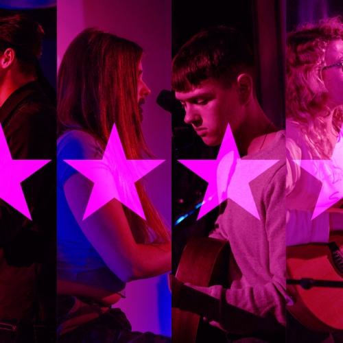 TMRW's stars