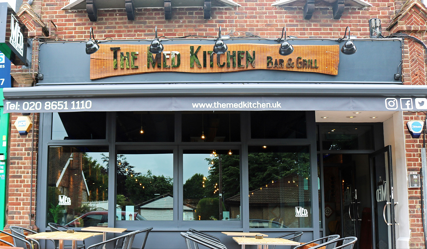 The Med Kitchen