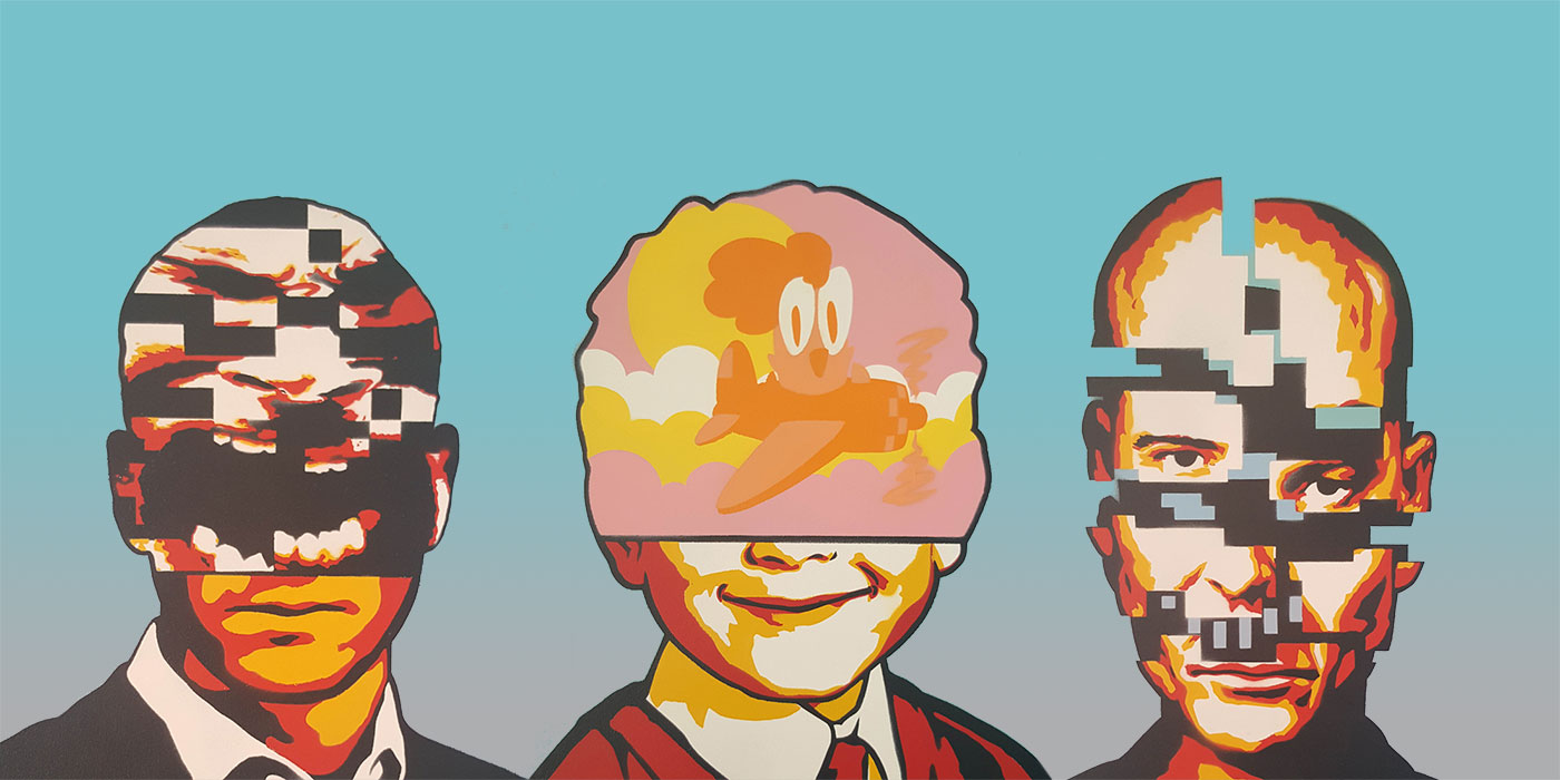 Virtual art gallery: The Third Man