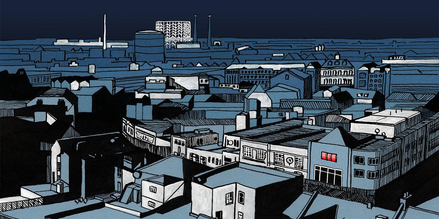 Virtual art gallery: Matt Bannister
