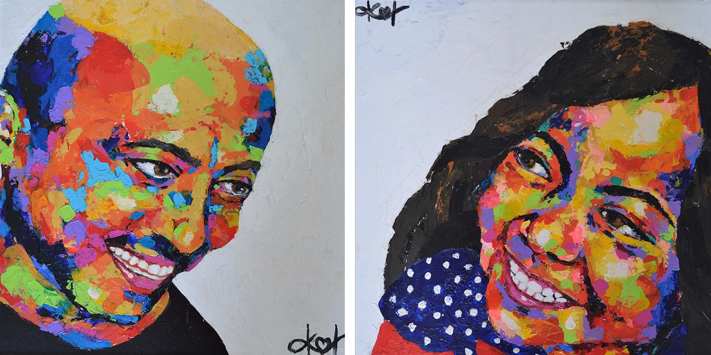 Virtual art gallery: Kay Lovesah