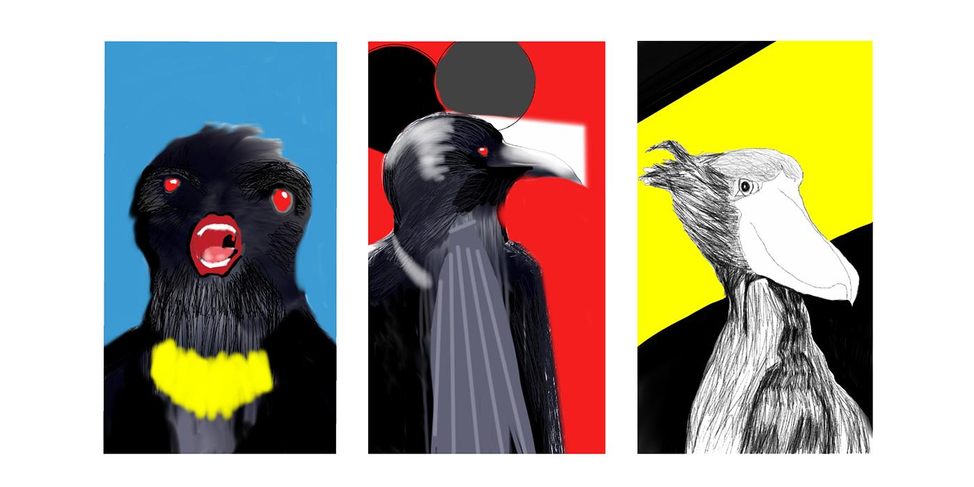 Virtual art gallery: Angela Crow