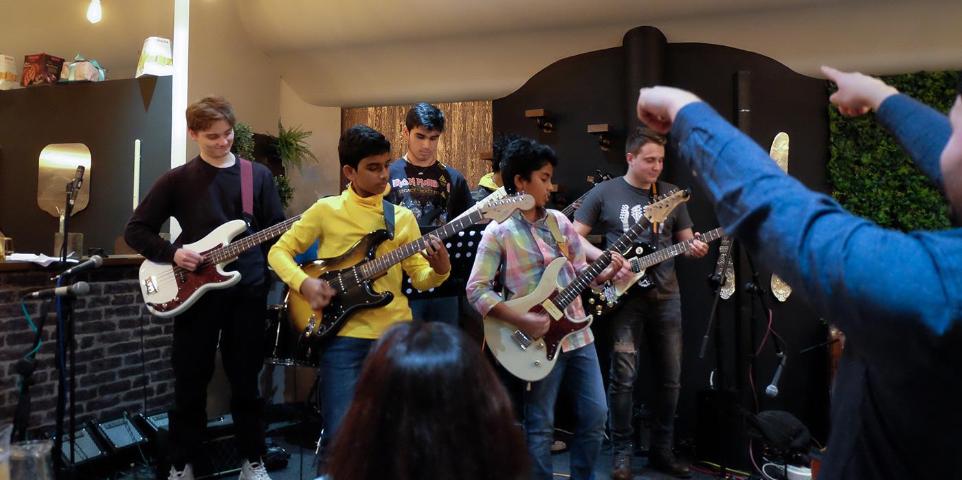 Croydon Guitar Tuition