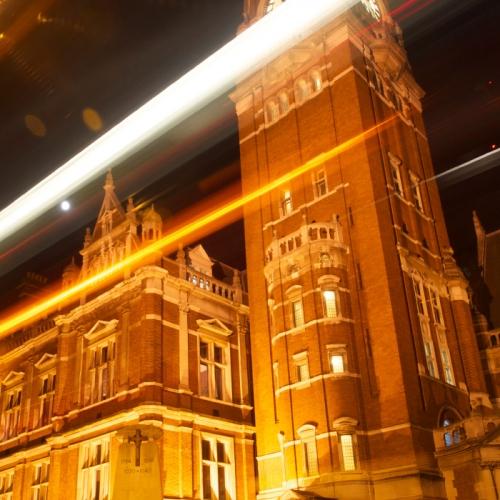 Croydon past, present, future