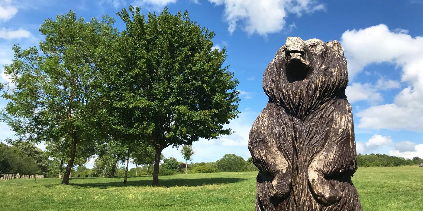 Selsdon Wood Nature Reserve