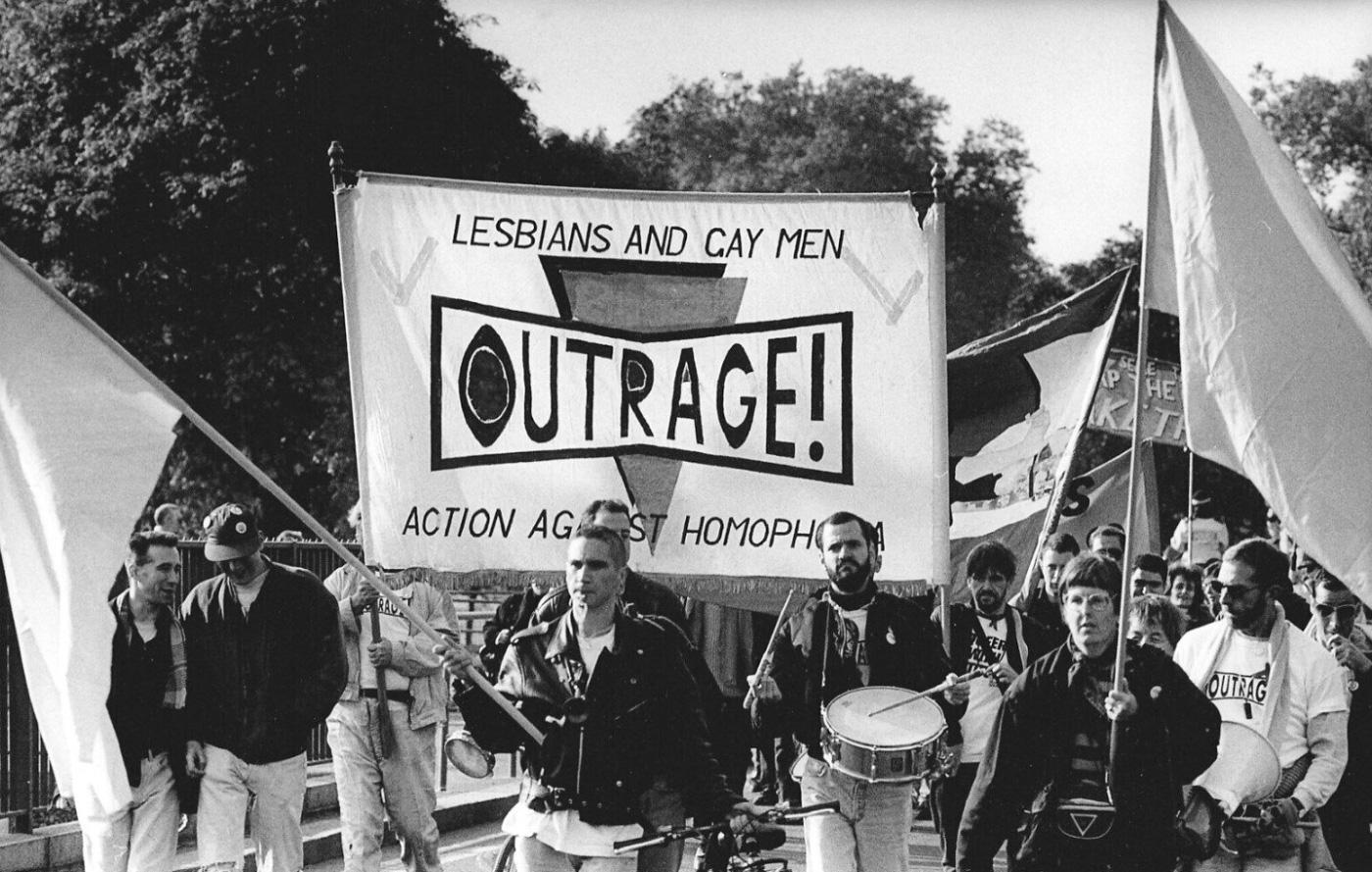 Queer + Croydon exhibition