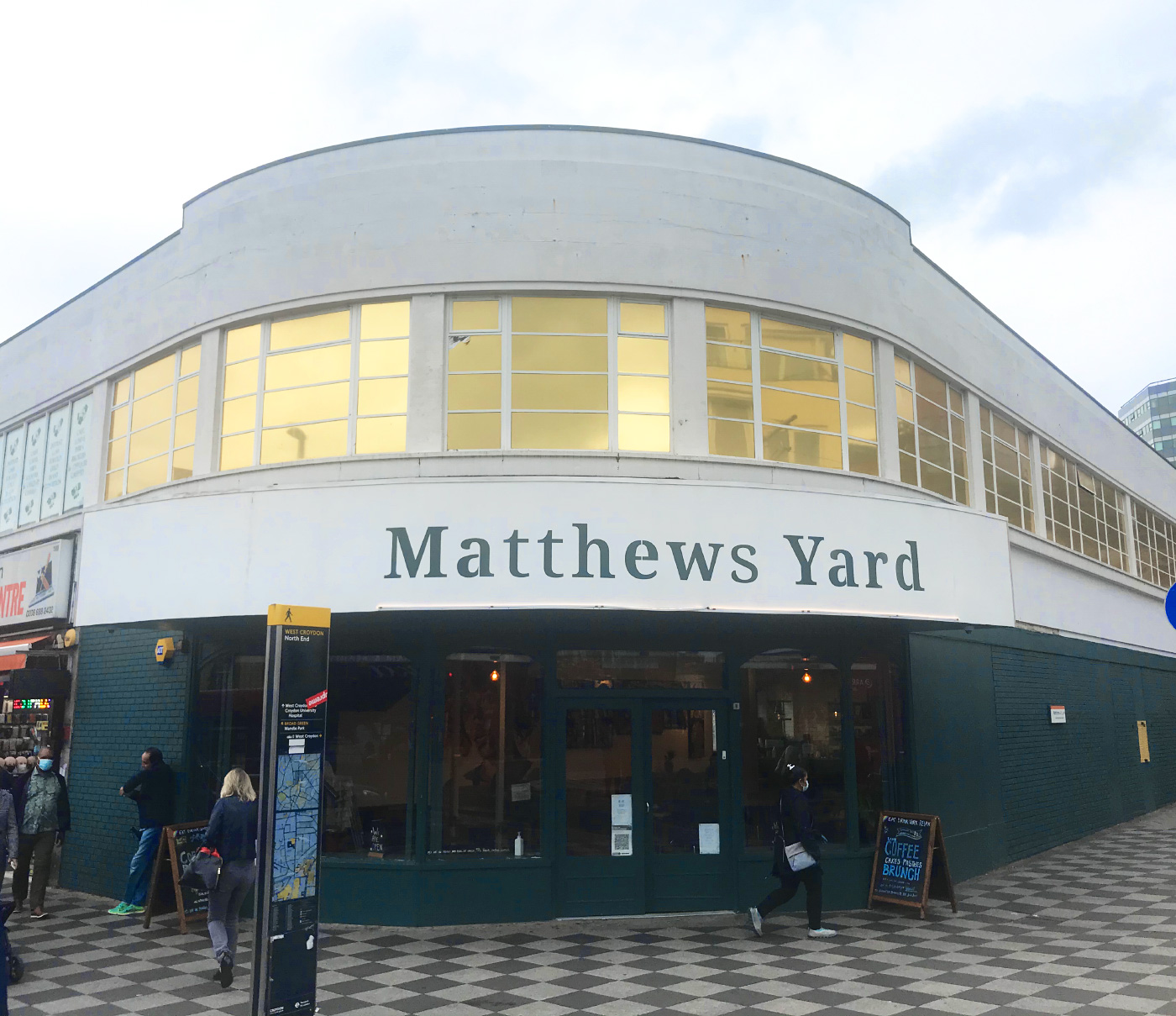 Matthews Yard 2020