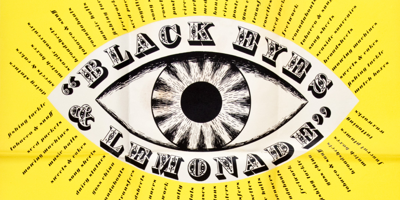 Barbara Jones, Black Eyes & Lemonade