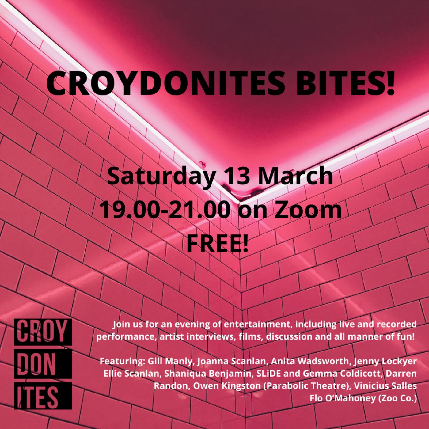Croydonites 2021