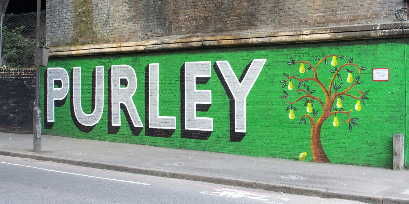 Purley art
