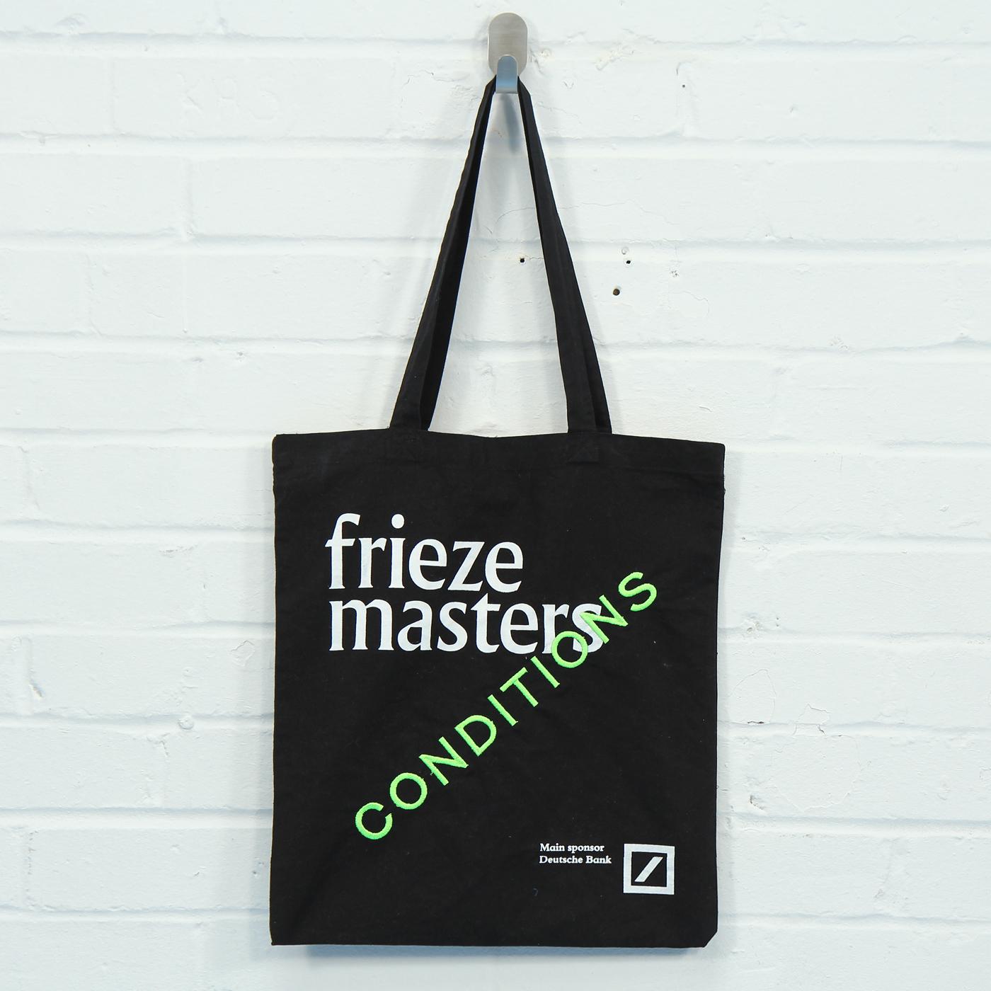 Conditions Shop – Conditions Tote Bag