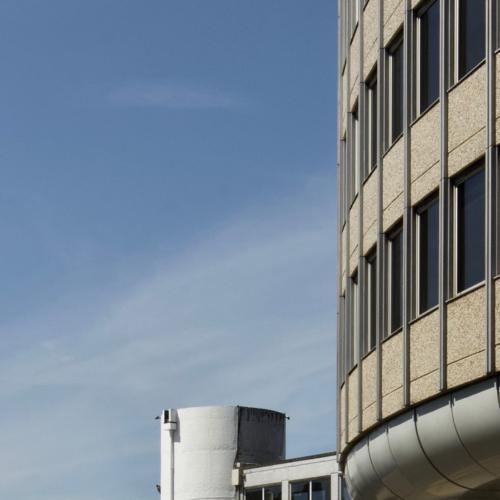 Croydon's Concrete Capella