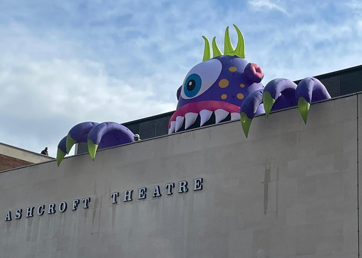Monster invasion - Croydon BID