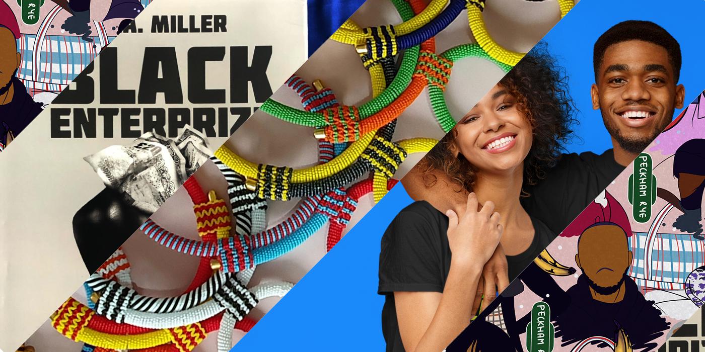 BOXPARK Black History Month 2021